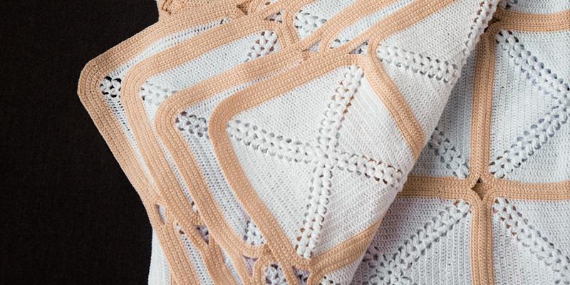 Colcha de crochet - Lanas Rubí | Lanas Rubí